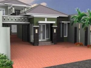 teras yang indah untuk rumah minimalis